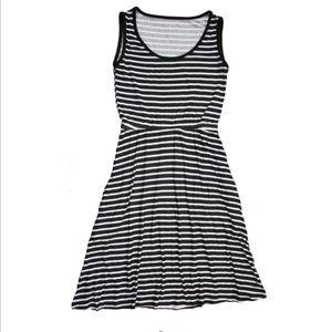 Liz Alig Dresses - Fair Trade Striped Rosa Dress